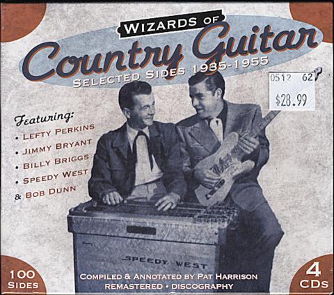Lefty Perkins CD