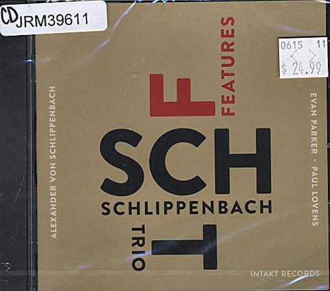 Schlippenbach Trio CD