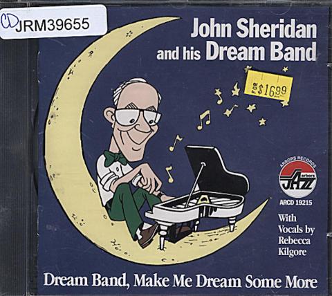 John Sheridan and his Dream Band CD