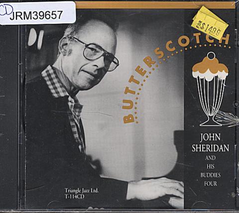 John Sheridan and his Buddies Four CD