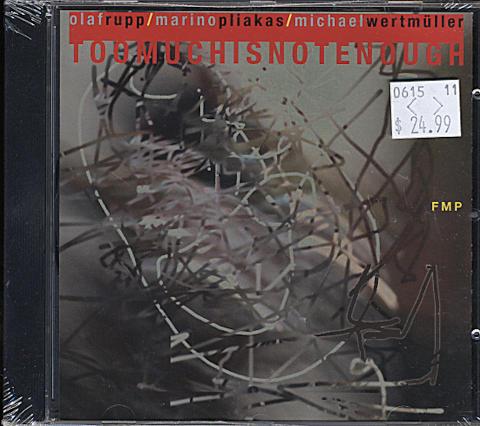 Olaf Rupp CD