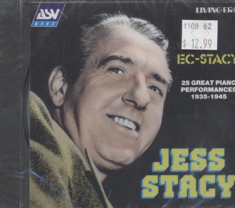 Jess Stacy CD