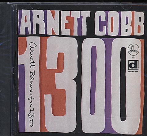 Arnett Cobb CD