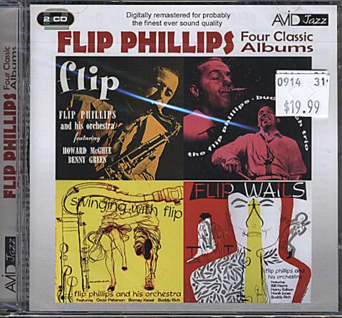 Flip Phillips CD