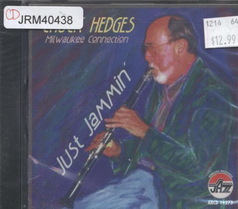 Chuck Hedges CD