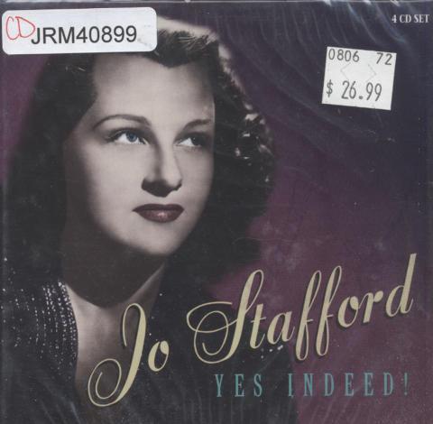 Jo Stafford CD