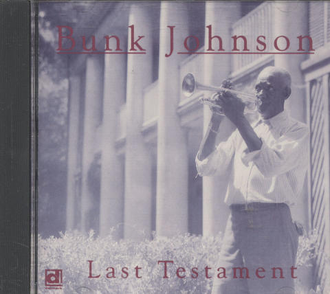 Bunk Johnson CD