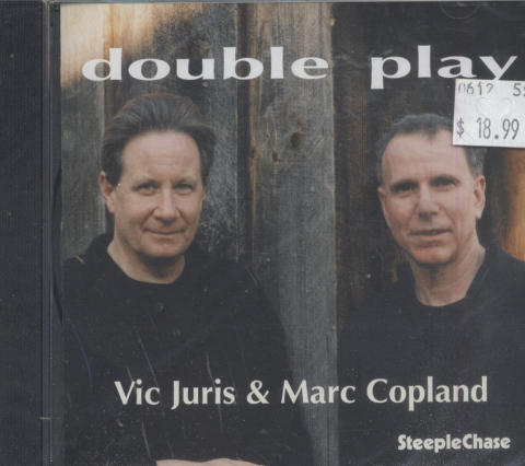 Vic Juris & Marc Copland CD