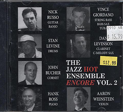 Rick Russo CD