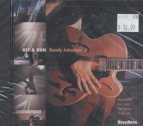 Randy Johnston CD