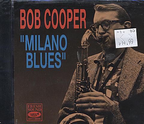 Bob Cooper CD