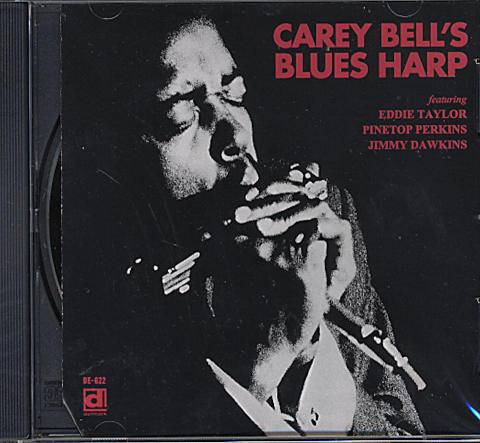 Carey Bell's Blues Harp CD