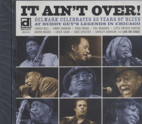 It Ain't Over! CD