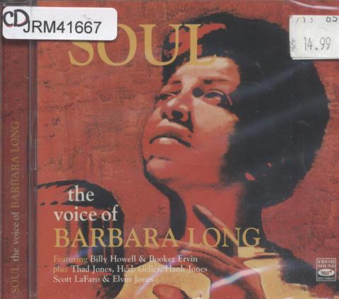Barbara Long CD