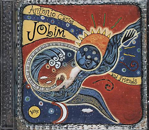 Antonio Carlos Jobim and Friends CD
