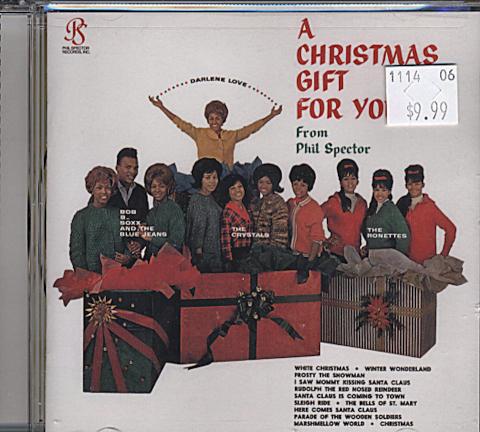 A Christmas Gift For You CD