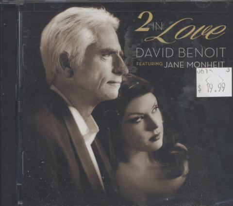 David Benoit CD