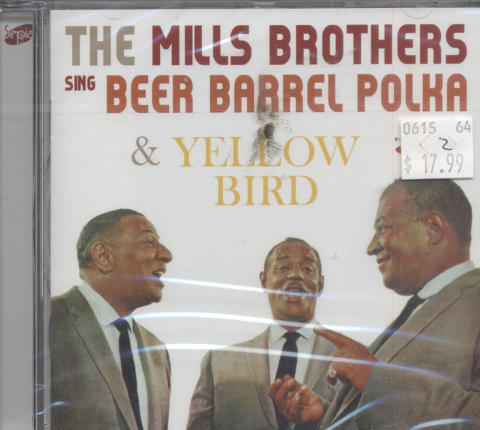 The Mills Brothers CD