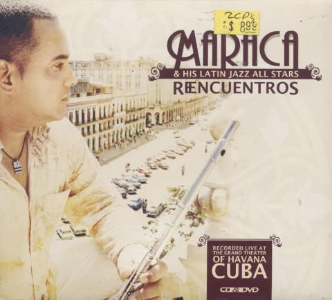 Maraca & His Latin All-Stars CD