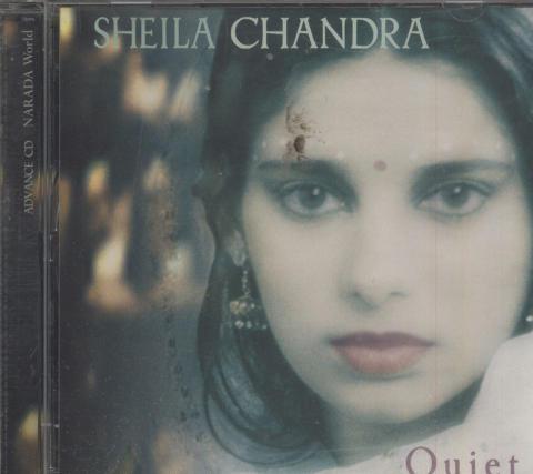 Sheila Chandra CD