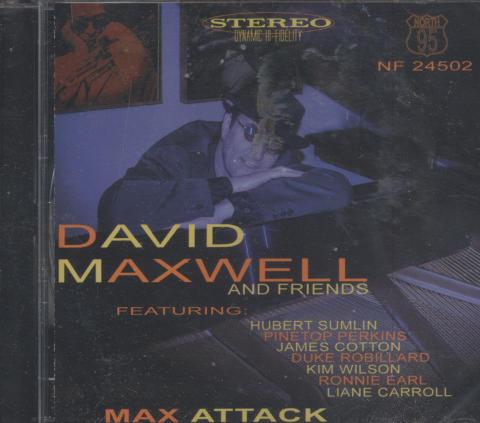 David Maxwell and Friends CD