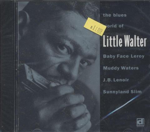 Little Walter CD