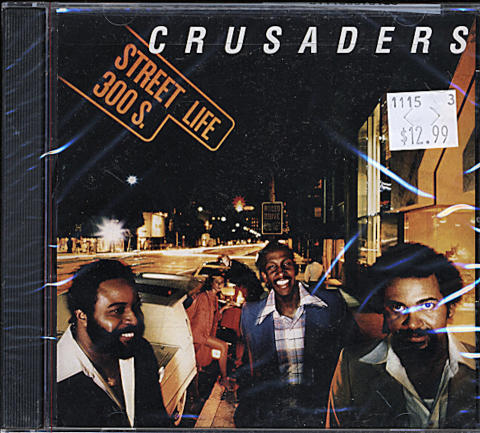 The Crusaders CD