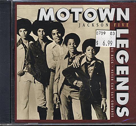 Jackson Five CD