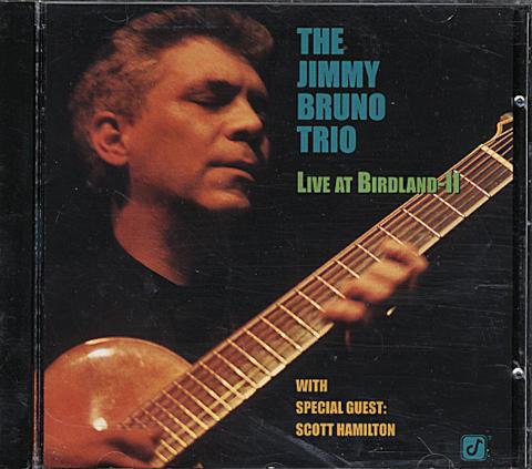 The Jimmy Bruno Trio CD