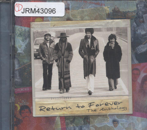 Return to Forever CD