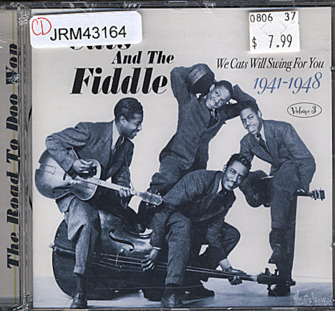 The Cats And The Fiddle CD