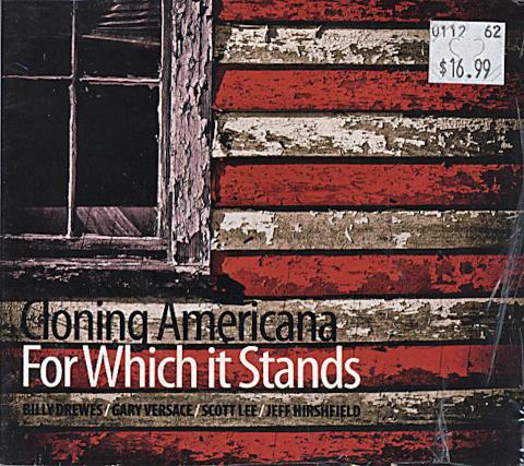 Cloning America CD