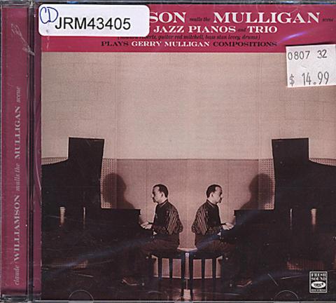 Claude Williamson CD