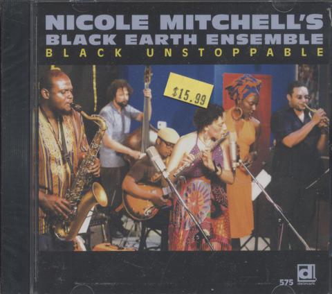 Nicole Mitchell's Black Earth Ensemble CD