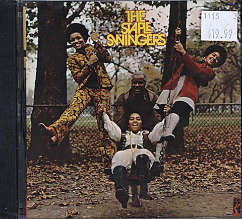 The Staple Singers CD