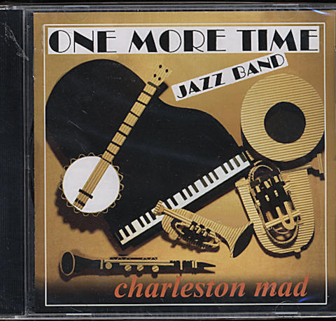 One More Time Jazz Band CD