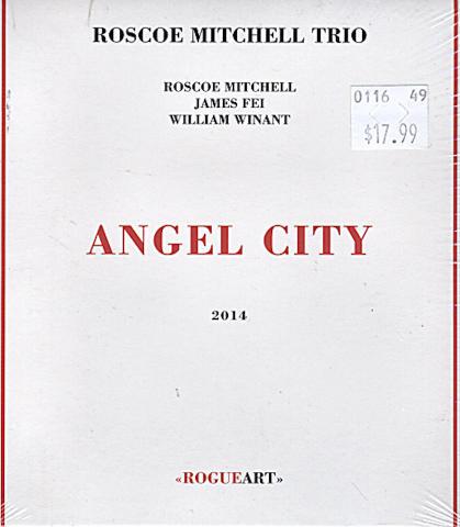 Roscoe Mitchell Trio CD