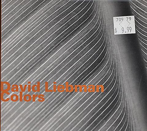 David Liebman CD