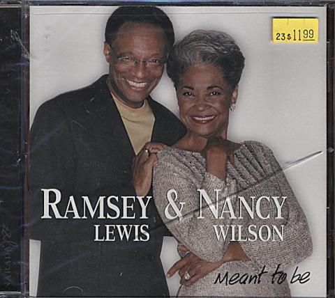 Ramsey Lewis & Nancy Wilson CD
