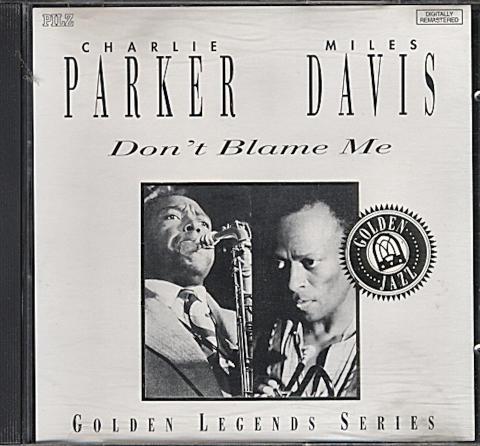 Charlie Parker & Miles Davis CD