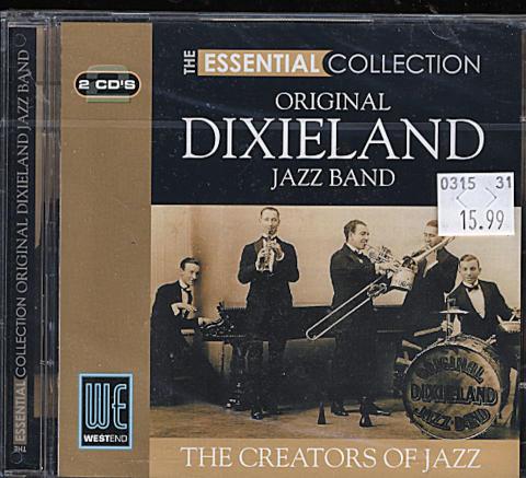 Original Dixieland Jazz Band CD