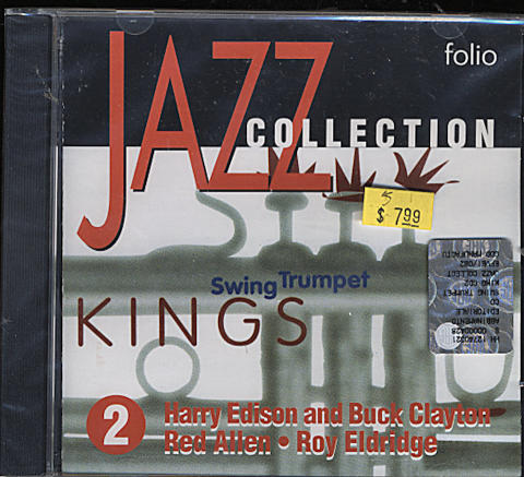 Jazz Collection: Swing Trumpet Kings CD