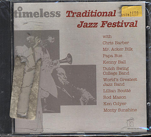 Traditional Jazz Festival CD