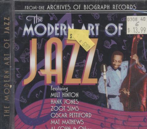 The Modern Art Of Jazz CD