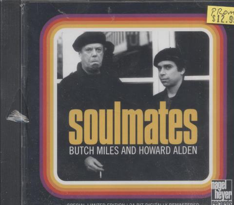 Butch Miles CD