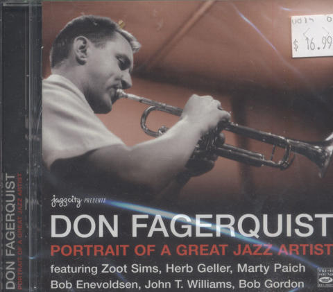Don Fagerquist CD