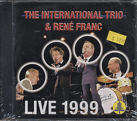 The International Trio & Rene Franc CD