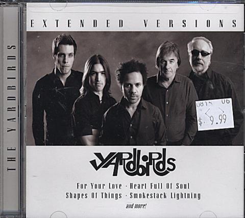 The Yardbirds CD