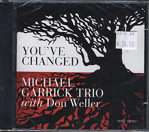 Michael Garrick Trio CD