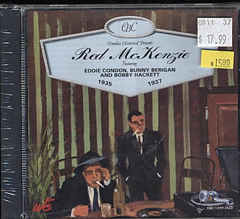 Red McKenzie CD